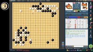 Casual Online Go Game #33